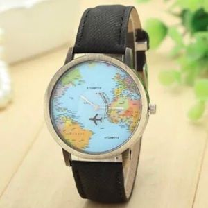 World Map 🗺 Watch New
